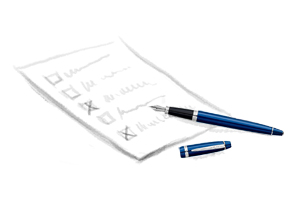 how to sell a pen interview question answer